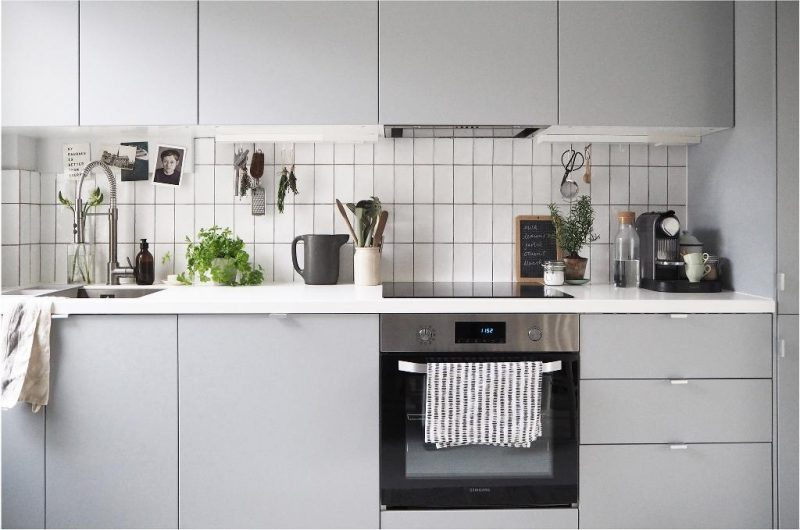 Guna Teknik Murah Dan Mudah Ini Jaga Permukaan Kayu Kabinet Dapur