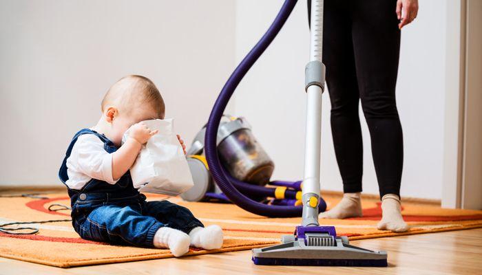 Tip Bagaimana Nak Pastikan Rumah Sentiasa Kemas Dan Bersih Walaupun Ada Anak Kecil