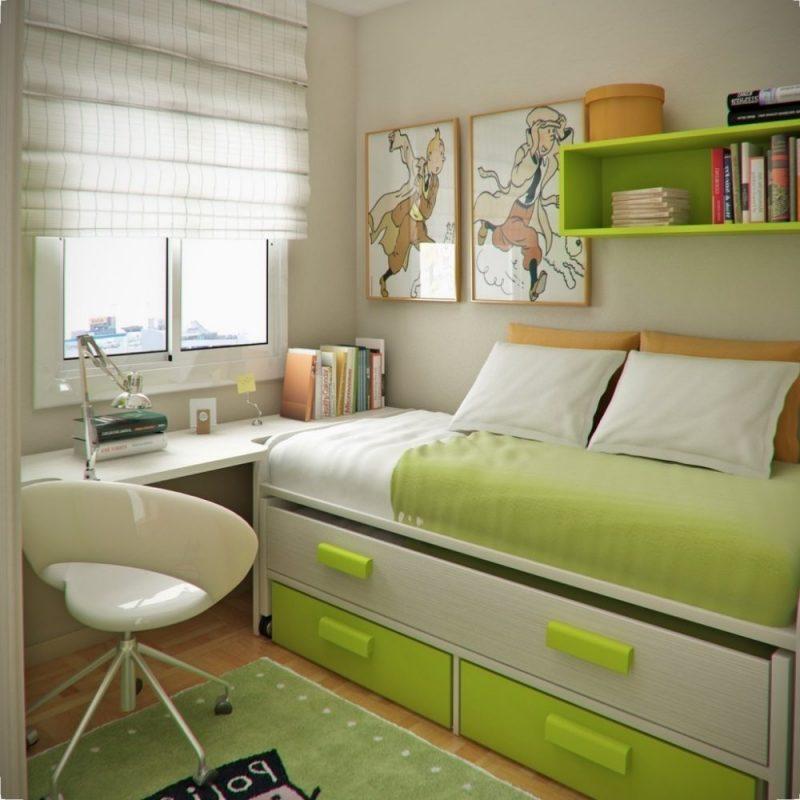 Jangan terus bosan di kamar kecil impiana for Jugendzimmer colours