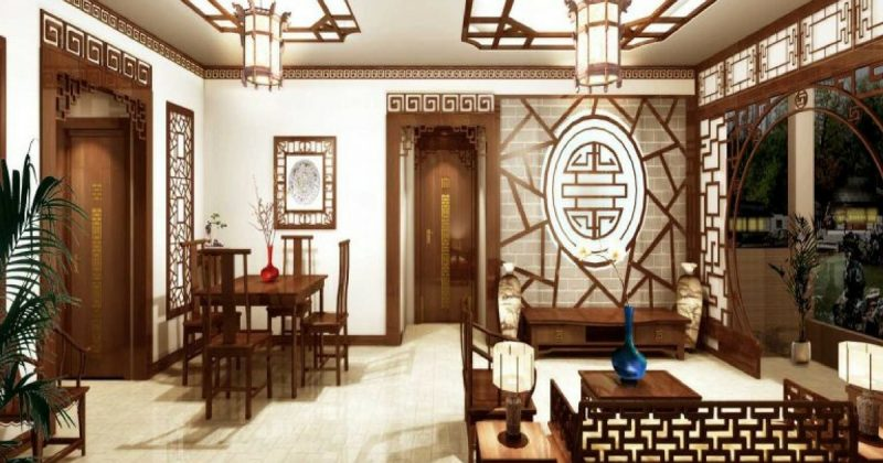 Cara Mudah Hidupkan Suasana  Ala Oriental