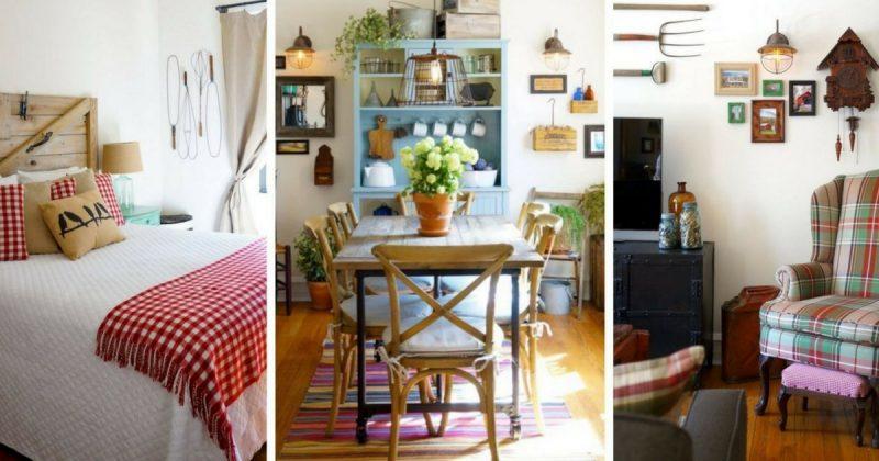 Cara Mudah Hias Rumah Selesa Dan Cantik Ala Desa Amerika