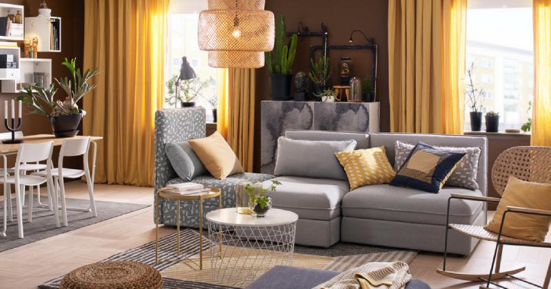 5 pilihan cara untuk kasi ruang tamu grand