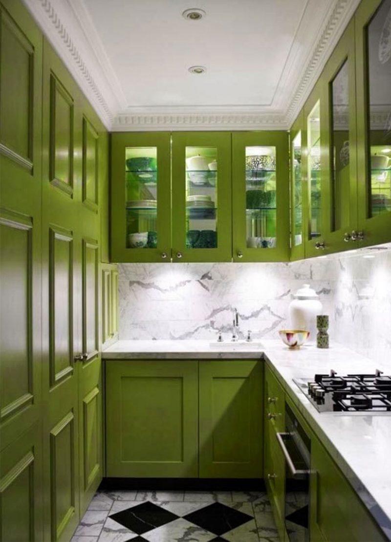 Jadi Jangan Takut Memilih Rona Seumpama Ini Bagi Kabinet Dapur Anda Kerana Ia Umpama Motivasi Untuk Menyajikan Segala Yang Segar Dan Sedap Buat